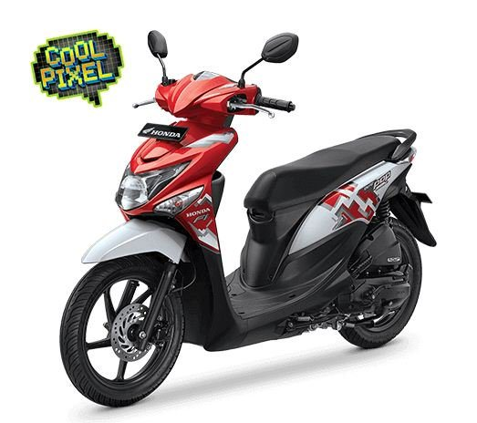 honda-beat-pop-cool-pixel-groovy-red-white-merah-putih-2016