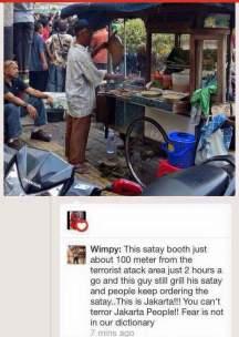 potret unik tragedi terorisme bom sarinah jakarta 03