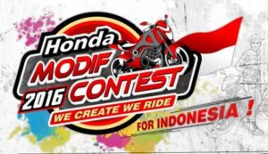 icon honda modif contest 2016