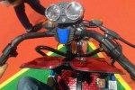 Huadian SAPI 1.2 Red handlebar