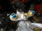 Aprilia RSV4RF dashboard top