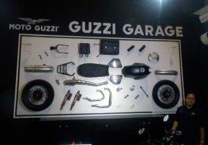 Guzzi Garage
