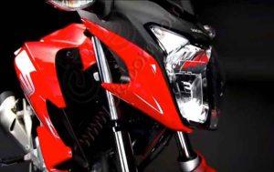 Headlam Honda CB250F
