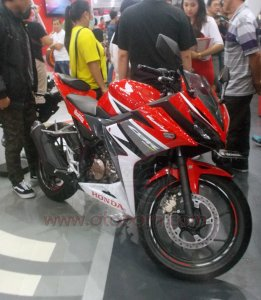 Honda All New CBR150R