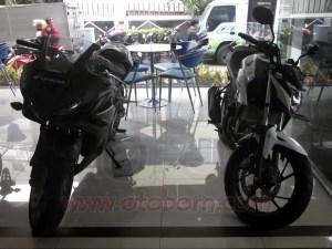 Honda CBR500F New CB150R Wahana