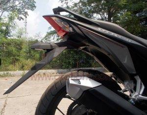 Honda New Supra GTR150 buritan