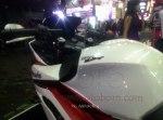 TVS Apache RTR200 Fairing fueltank