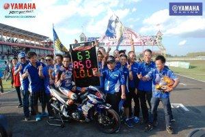 Supriyanto Tim Yamaha Racing ID YIMM