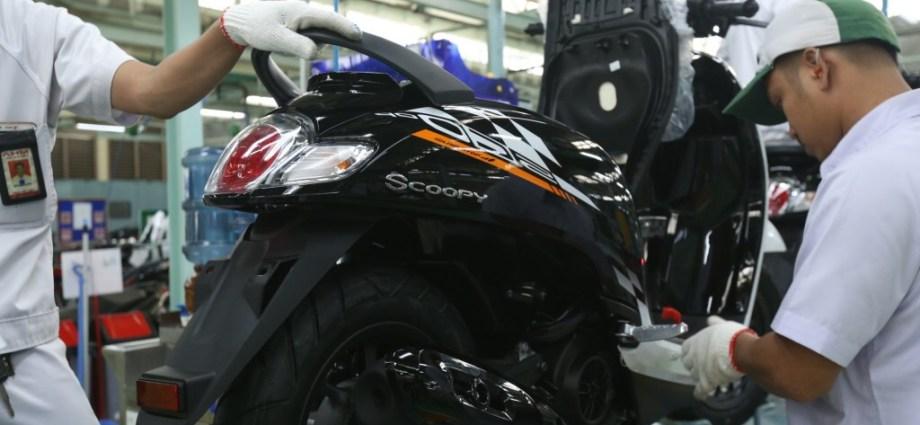 Update Cicilan Terbaru New Scoopy 2018 OTR Jakarta