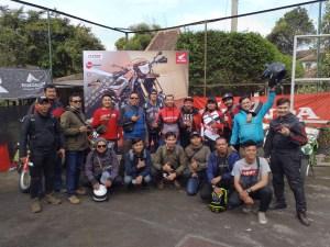 Bebaskan Diri Bersama CRF150L Di Supermoto Street Gathering