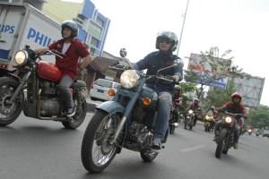 Suryanation Motorland Serbu Semarang Battle Dimulai