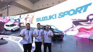 Program Menarik Suzuki Mobil di GIIAS 2018