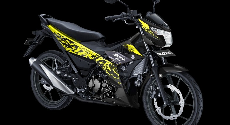 Suzuki New Satria F150 Ganti Warna Lebih Macho
