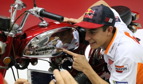 AHM Akan Menghadirkan Lagi Juara MotoGP 2018 Marc Marques