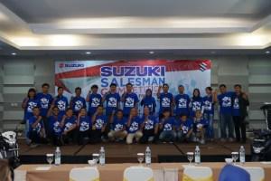Suzuki Salesman Competition2019 Hadiahnya Bikin Ngiler Euy!