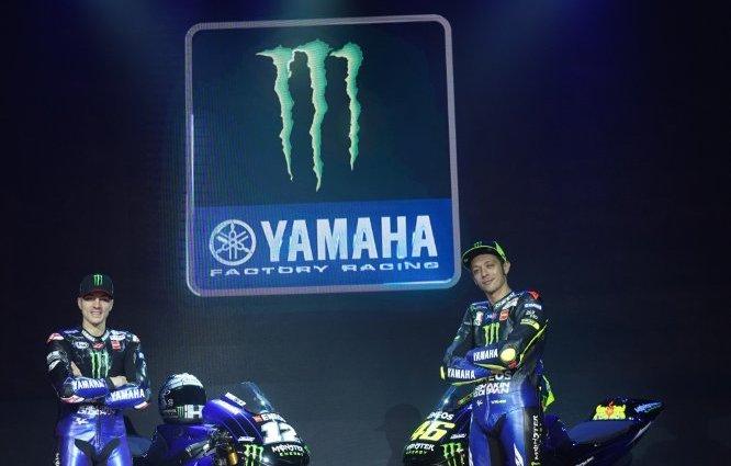 Livery Baru Yamaha M1