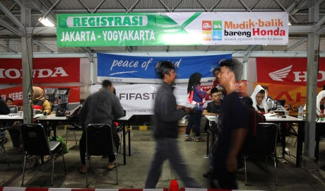 Mudik dan Balik Bareng Honda 2019 Pendaftaran Dimulai
