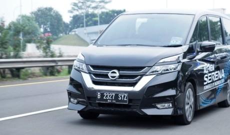 New Nissan Serena Tawarkan Fitur dan Teknologi Pertama