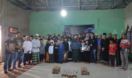 HPCI Chapter Bandung Menggelar PCX Charity Ride Bersama Honda Jabar