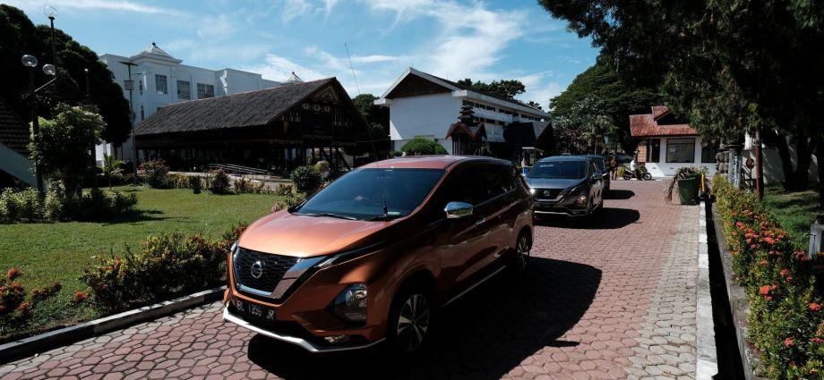 Nissan Dukung Mobilitas Beragam Dengan Fitur Intelligent Mobility di New Livina