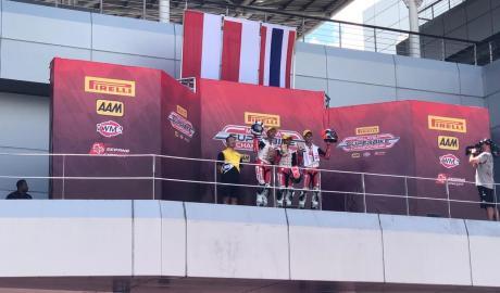 Mendominasi Podium di Ajang Balap Asia Talent Cup ATC 2019 Bibit MotoGP Indonesia Unjuk Gigi