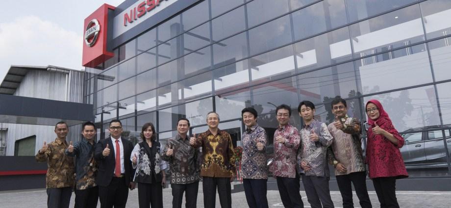 Nissan Datsun Cikupa di Tangerang Resmi Dibuka
