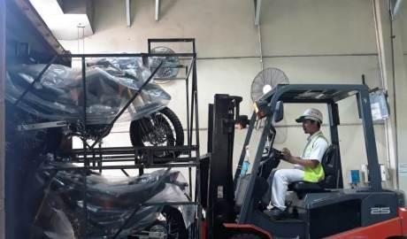 Honda CRF150L Ekspor Meningkat 30 Persen