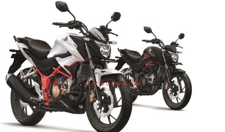 TampilanBaru Honda New CB150R Streetfire 2019