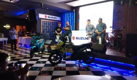 My Suzuki Story Microsite Website
