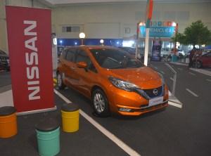 Nissan EV Demonstrasi Kendaraan Listrik