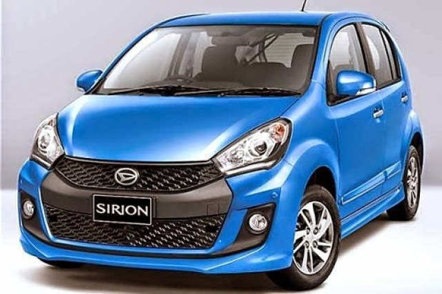 Kekurangan dan Kelebihan Daihatsu Sirion Lengkap
