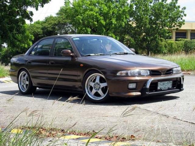 Kelebihan dan Kekurangan Sedan Mitsubishi Galant Lele