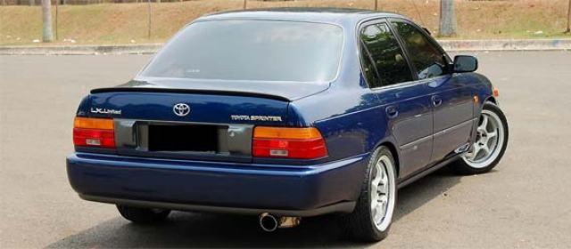 Kelebihan dan Kekurangan Sedan Toyota Great Corolla