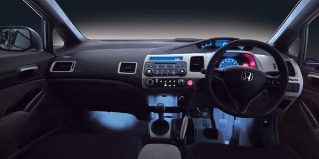Kelebihan dan Kekurangan Sedan Honda Civic FD1/FD2