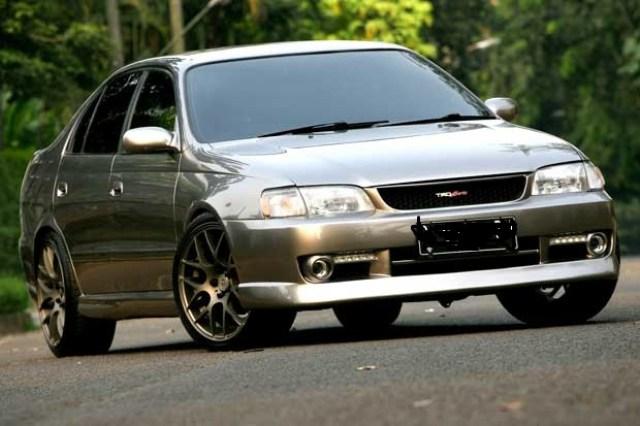 Kelebihan dan Kekurangan Sedan Toyota Corona Absolute