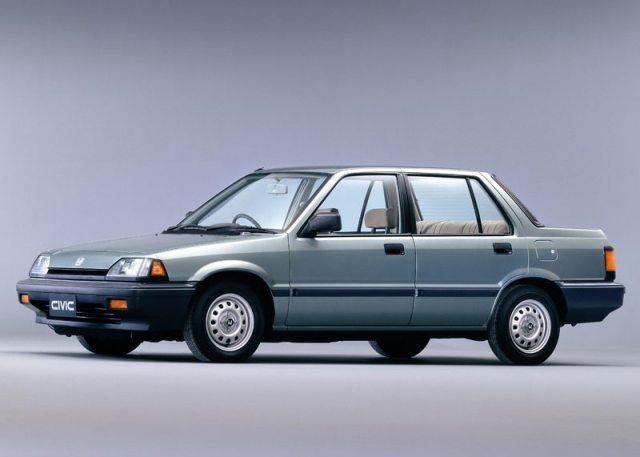 Kelebihan dan Kekurangan Sedan Honda Civic Wonder SB4