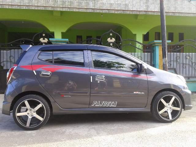 10 Konsep Modifikasi Daihatsu Ayla Terbaru