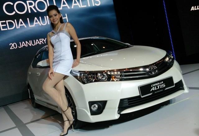 10 Konsep Modifikasi Toyota Corolla Altis Terbaru