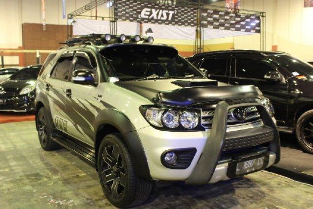10 Konsep Modifikasi Toyota Fortuner Terbaru