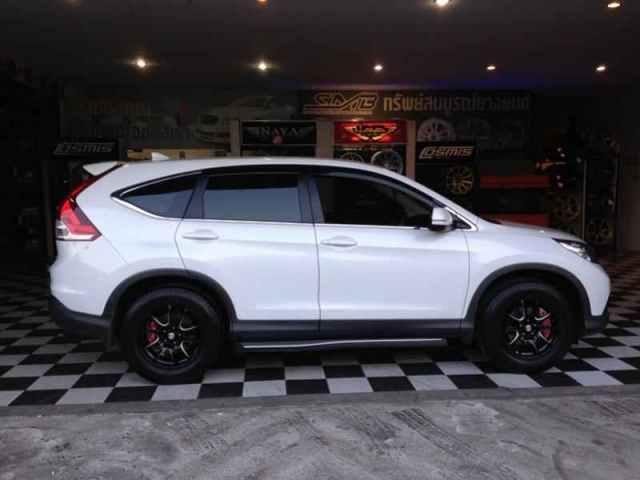 20 Konsep Modifikasi Honda CRV Gen 4 Terbaru