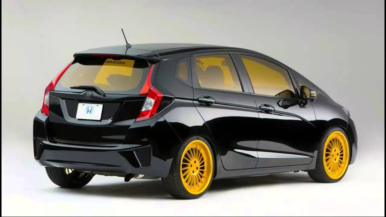 20 Modifikasi Honda All New Jazz Gk5 Terbaru 9 Otodrift