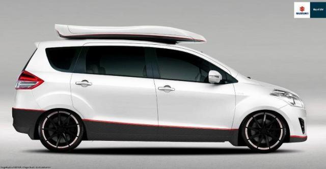 21 Konsep Modifikasi Suzuki Ertiga Terbaru
