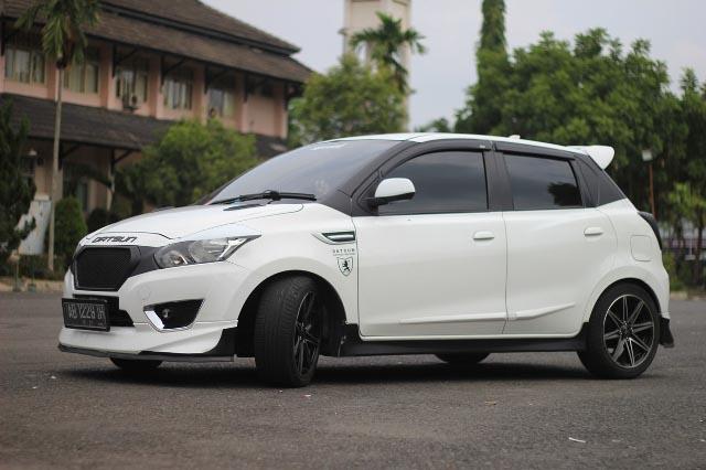 25 Modifikasi Datsun Go Panca Hatchback Go Plus