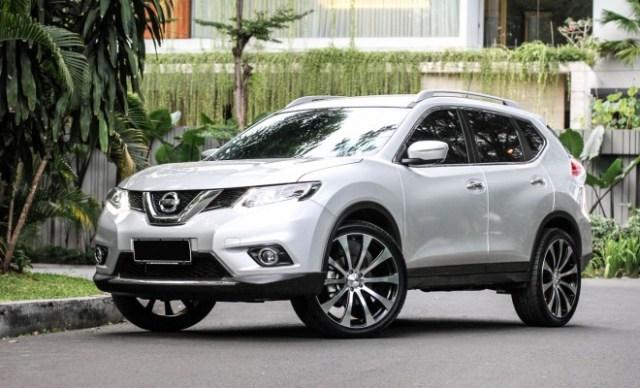 7 Konsep Modifikasi Nissan X Trail Terbaru