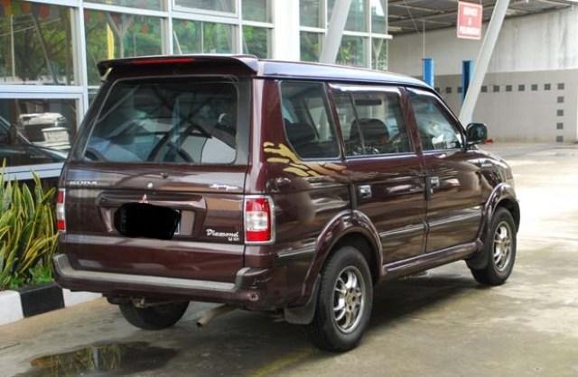 Kelebihan dan Kekurangan Mobil Mitsubishi Kuda Lengkap