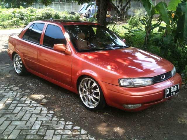 Modifikasi Mobil Timor Elegant Berkaitan Dengan Timor Dohc  Fu
