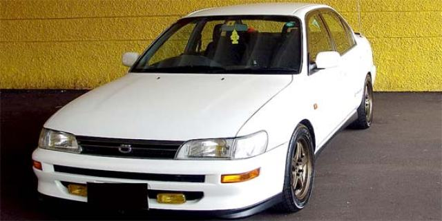 15 Modifikasi Sedan Toyota Great Corolla Terbaru