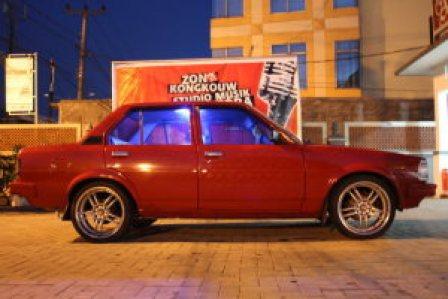 30 Modifikasi Sedan Toyota Corolla DX Terbaru
