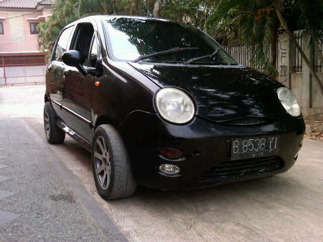 7 Konsep Modifikasi Mobil Chery QQ Terbaru