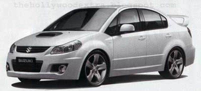 7 Modifikasi Sedan Suzuki Neo Baleno Terbaru